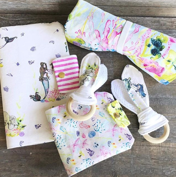 Baby Set from Little Chicken Boutique