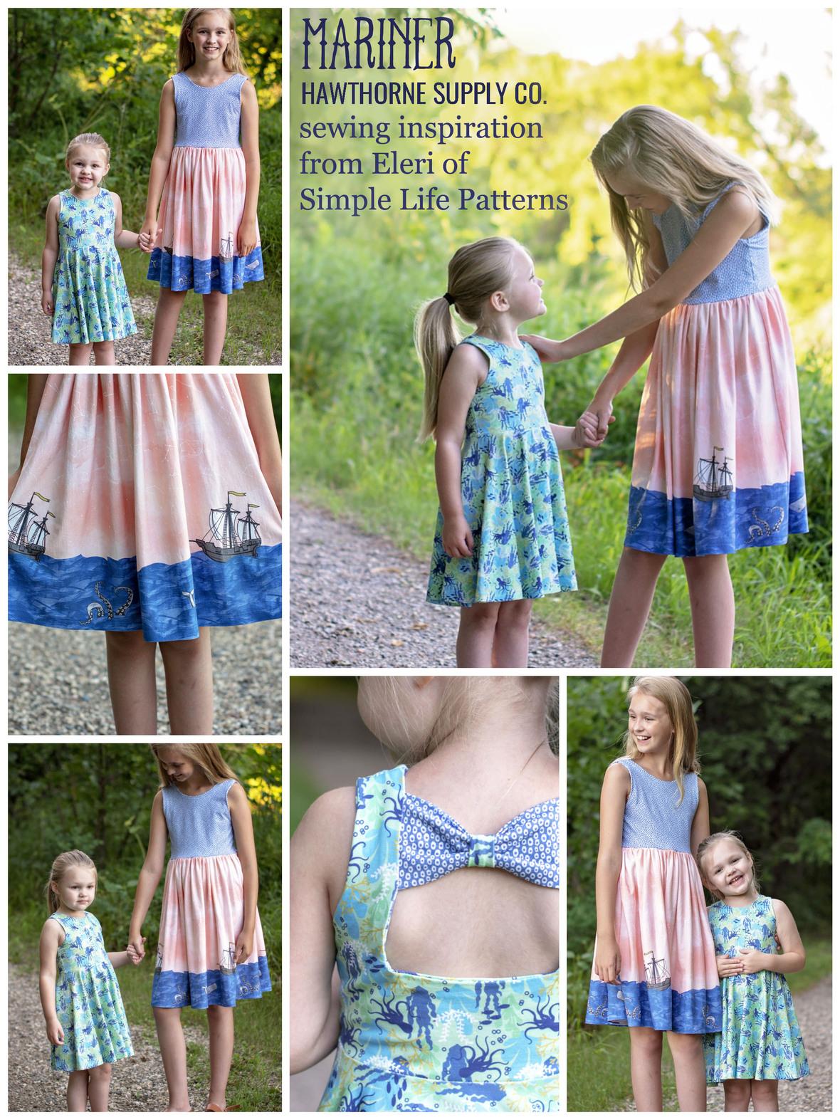 Mariner SLPCO Skylar Knit Dresses