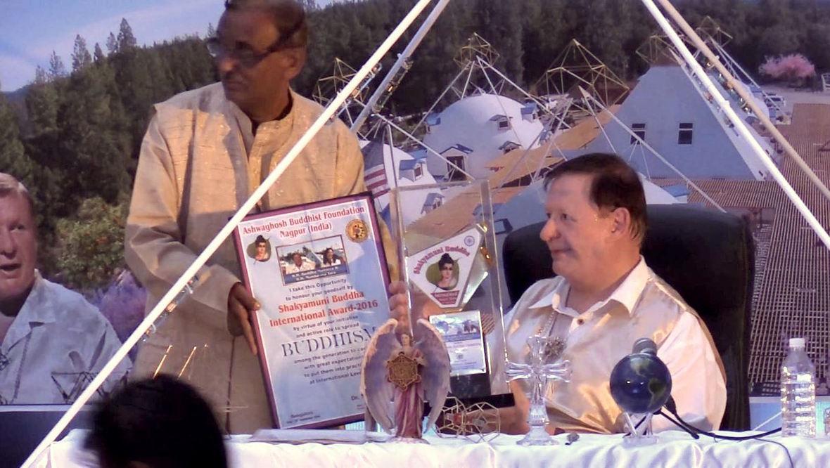Shakyamuni Award.use