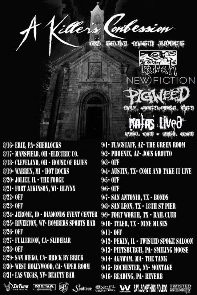 Tallah tour
