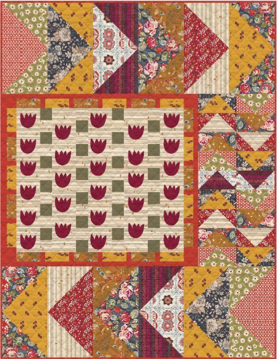 Art Gallery- free pattern