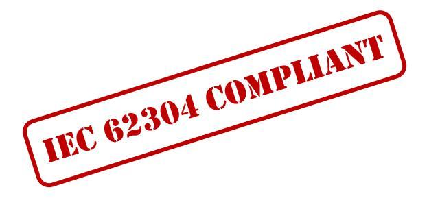 IEC62304 Compliant