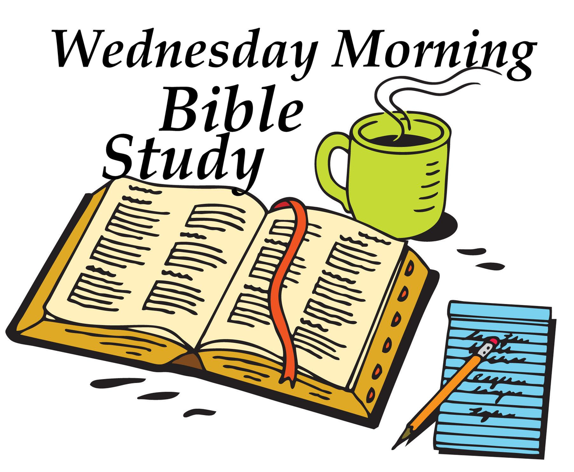 Wednesday Bible Studies