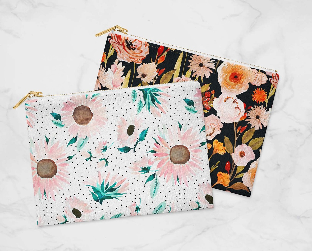 August 2018 Pouches