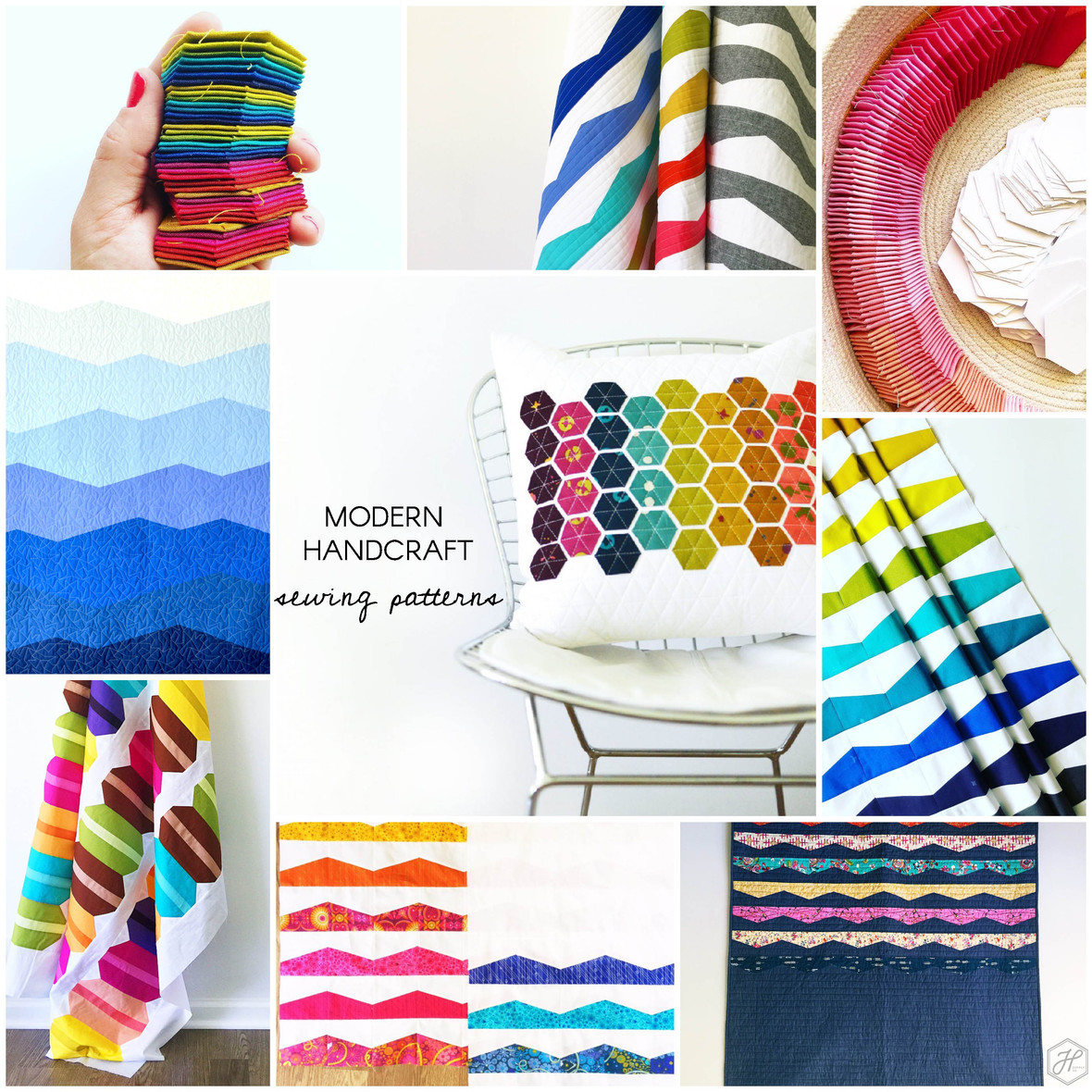 Modern Handcraft Sewing Patterns