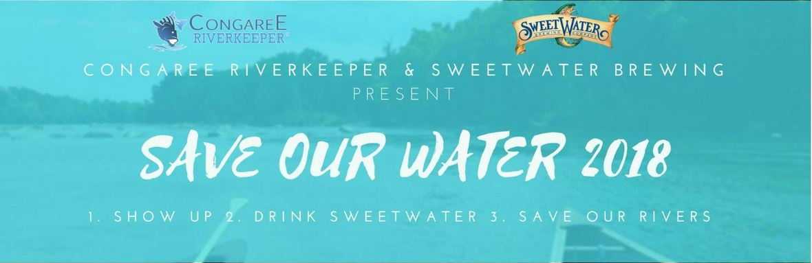 Congaree River Keeper Save Our Water 2018