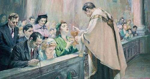 Eucaristia - Comunion 01 12