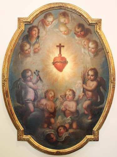 Sagrado Corazon 33 65