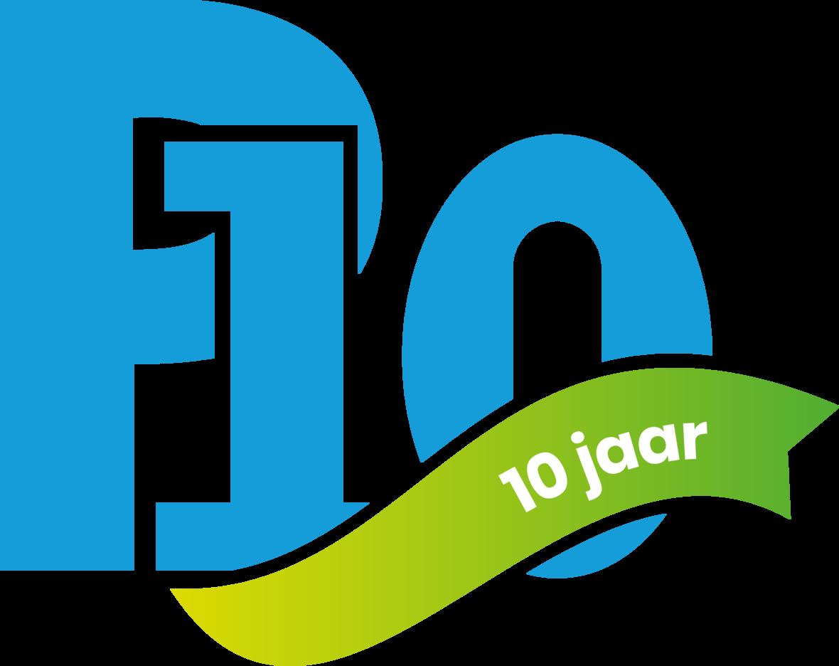 P10 Jubileumlogo HH