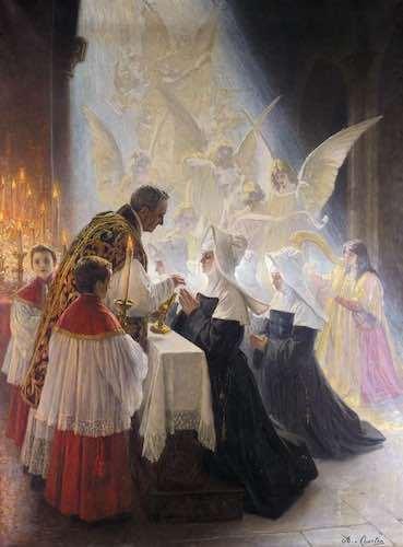 Eucaristia - Comunion 02 13