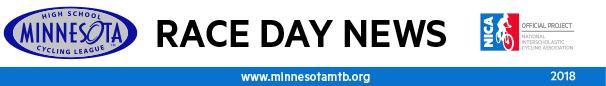 Race Day News Header