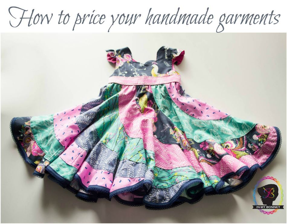 pricing your handmade garments