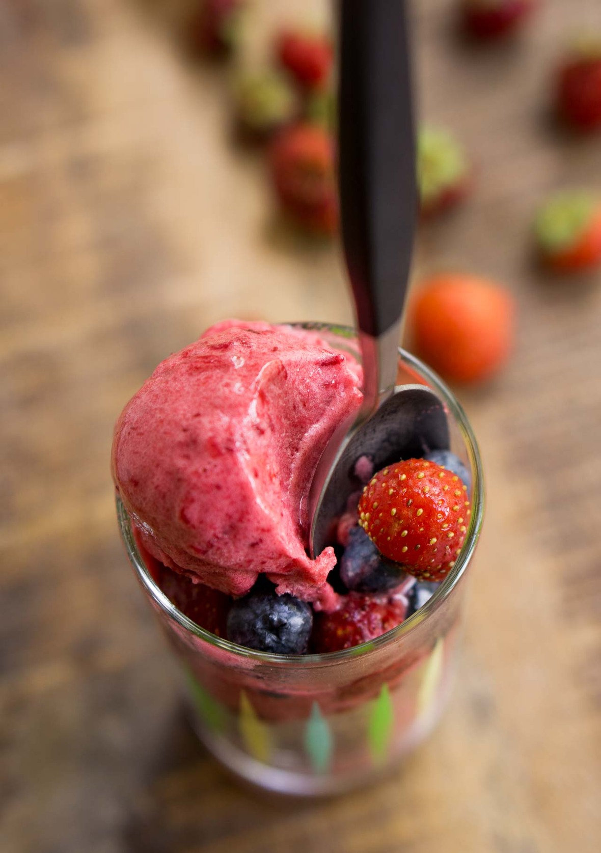 Plum sorbet ice cream recipe-11