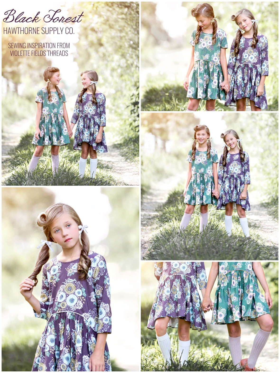 Black Forest Back to School Dresses