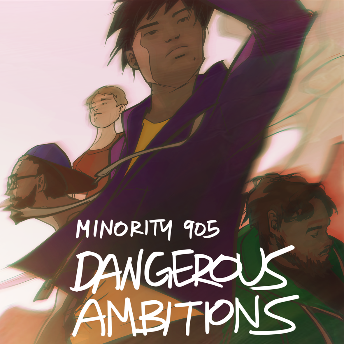 1400x1400 dangerous ambitions cover