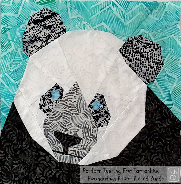 remade panda with header text