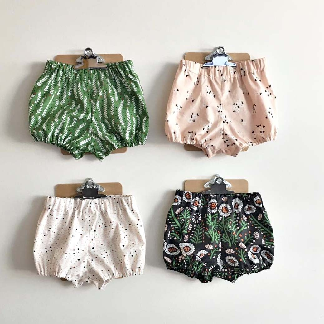 Fanciful Baby Bloomers