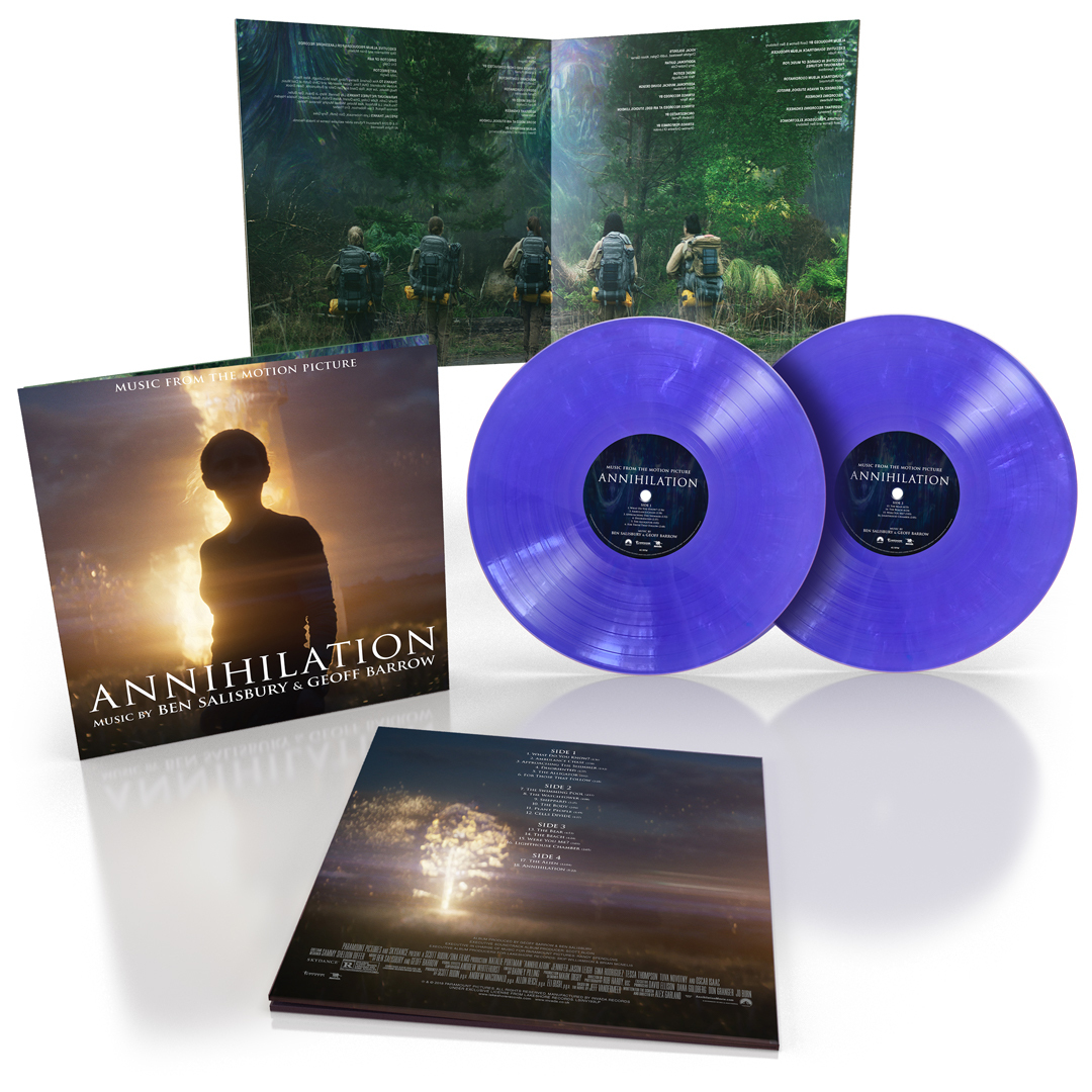 annihiilation vinyl beauty Purple 1080