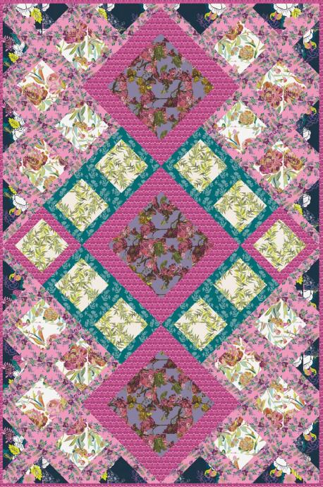 Upstage Free Quilt Pattern