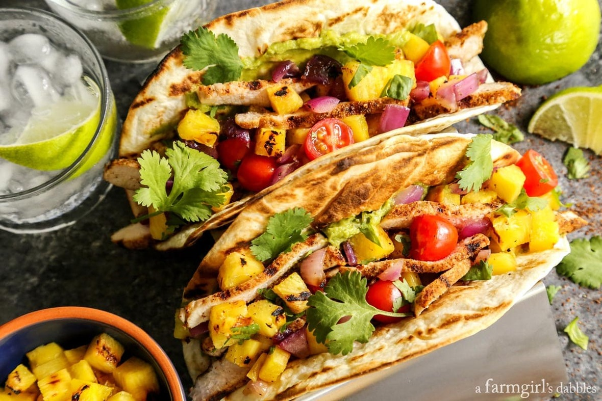 grilled-pork-and-pineapple-tacos AFarmgirlsDabbles AFD-6