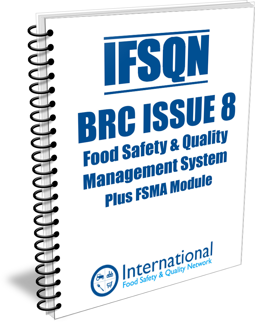 IFSQN BRC Issue 8 & FSMA Implementation Kit