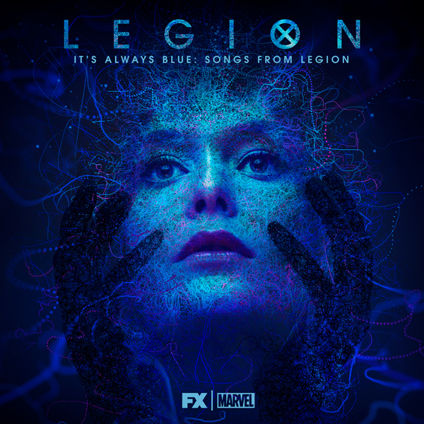 Legion Season 2 Covers Album 600