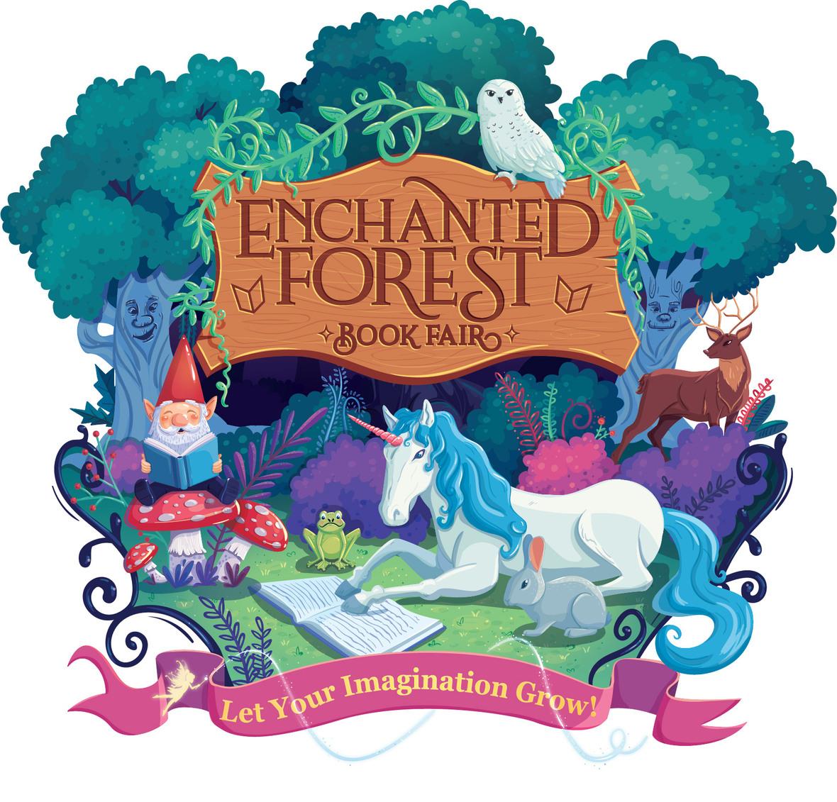Fall 2018 Book Fair - Enchanted Forest
