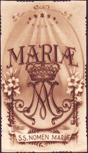 Santisimo Nombre de Maria 01 01