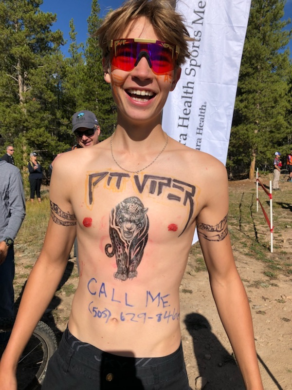 South Conference High School Racers Flock To Colorado Mountain