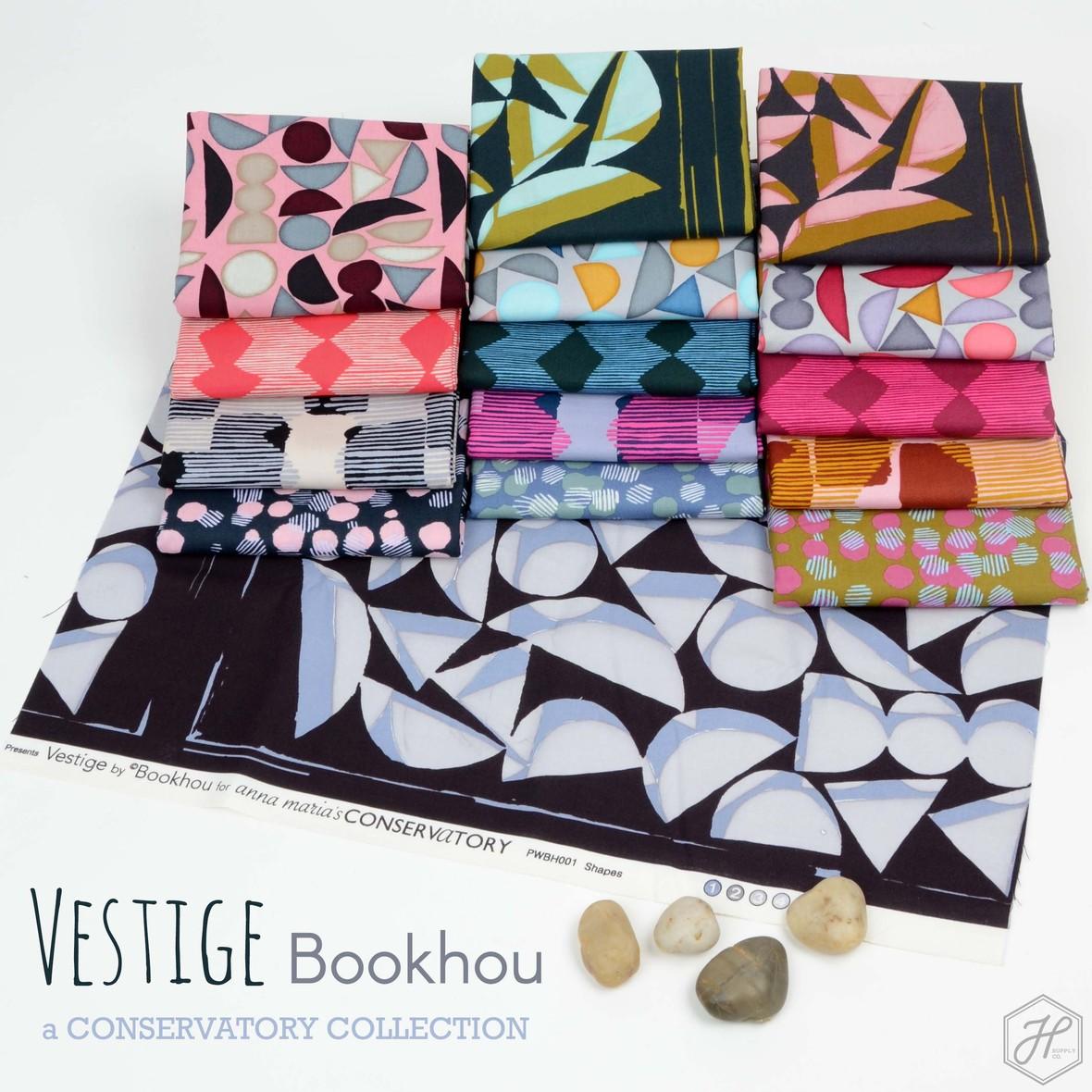 Vestige Quilt Pattern Designed by Anna Maria Horner