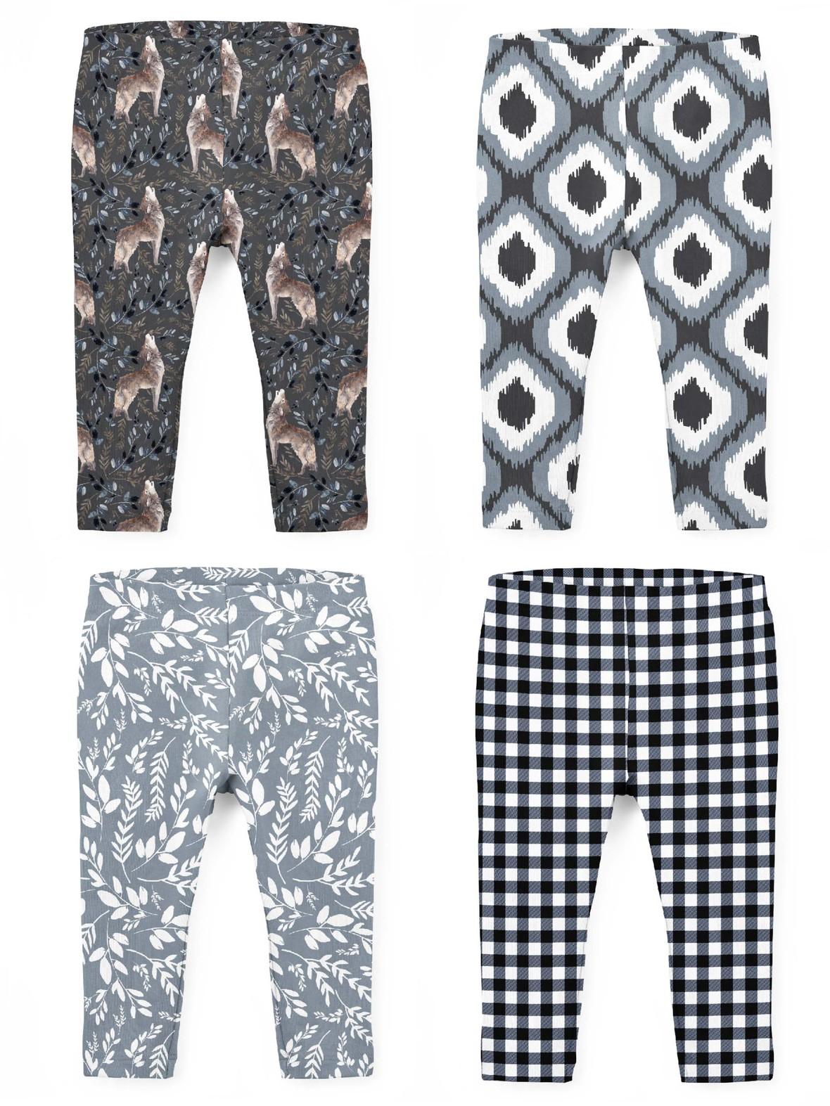 Shopcabin Fabric Jersey Leggings