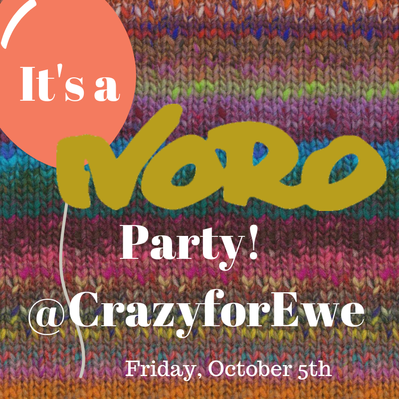 Noro Party IG post