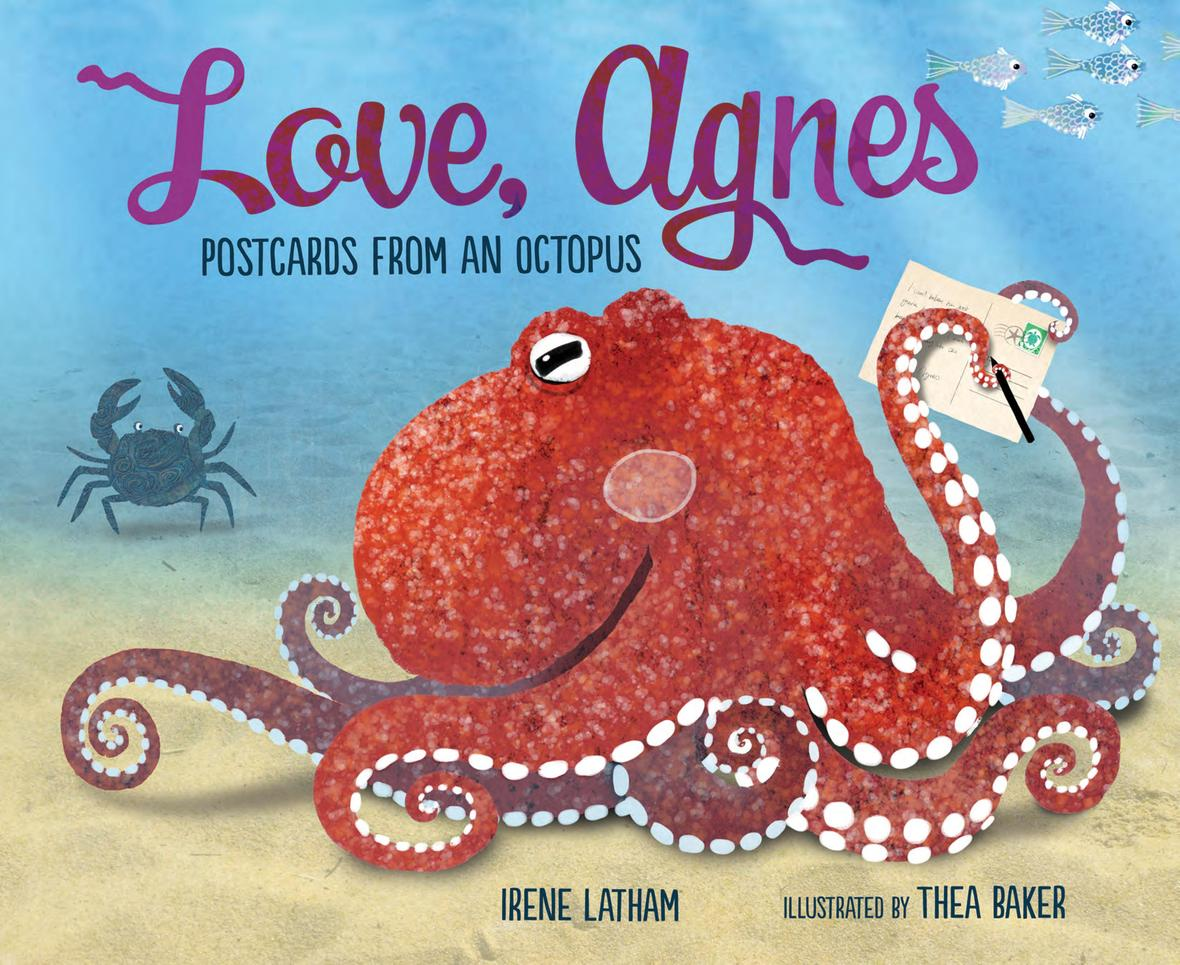 Love Agnes Octopus cover