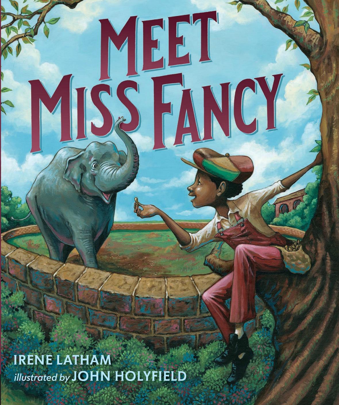 MeetMissFancy cover