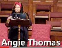 angie thomas news