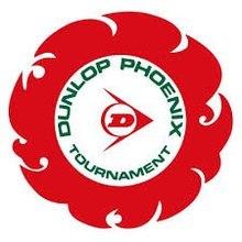 Dunlop Phoenix Tournament logo