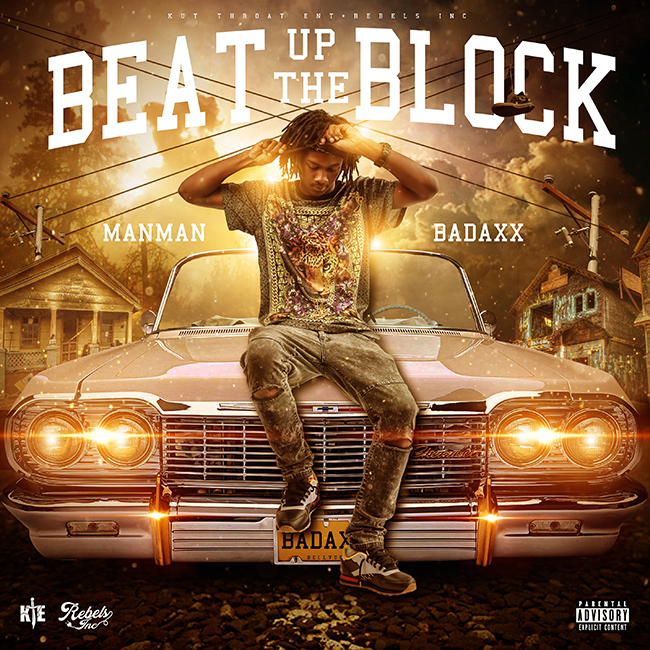 small Beat Up The Block cover