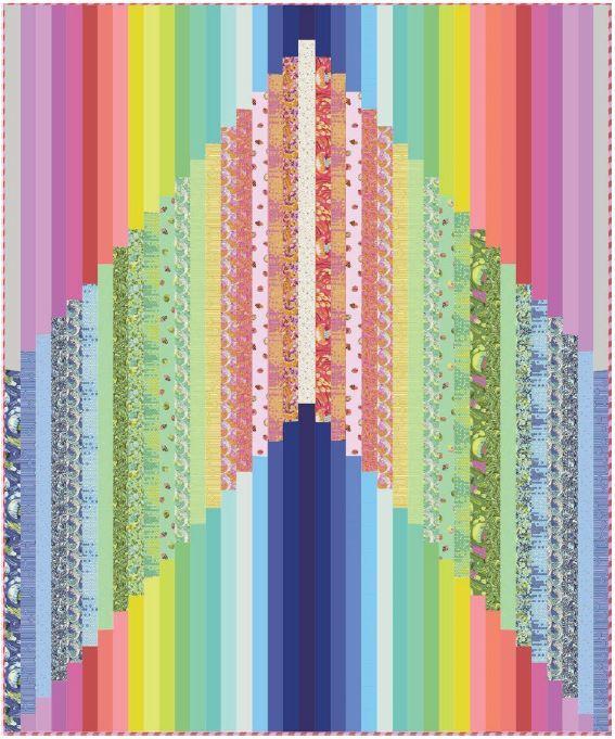 atlantis rising- free quilt pattern pdf
