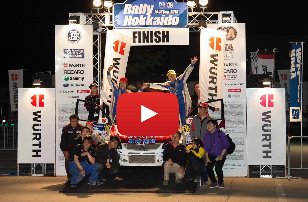 RH18 - Wurth Car and Team YT