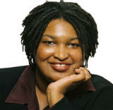 news selena montgomery-stacey abrams