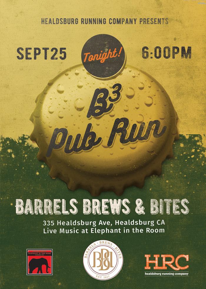 bbb pub run