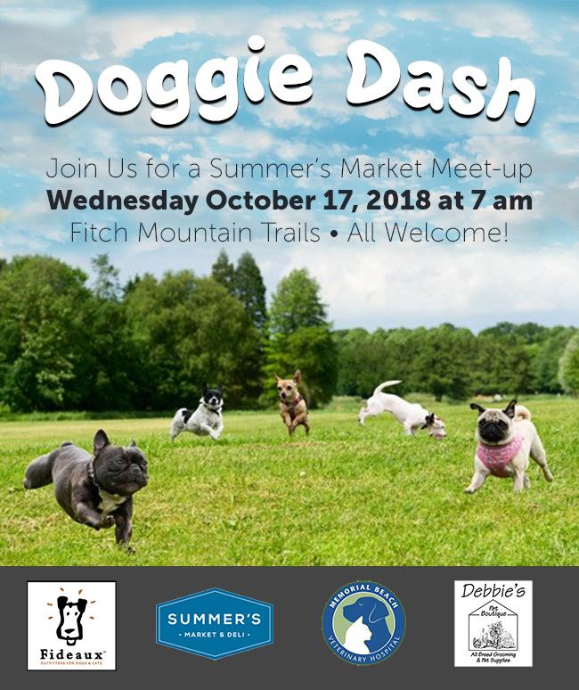 doggie walk poster3
