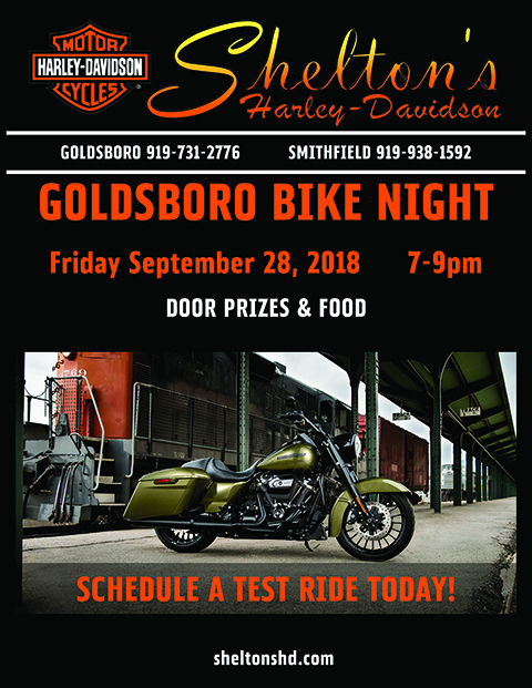 The Road Is Calling Lets Ride Cruisin Calendar Sept 26 30 2018