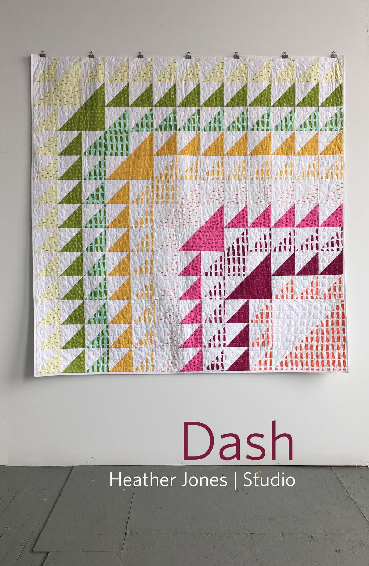 heather jones dash sewing pattern