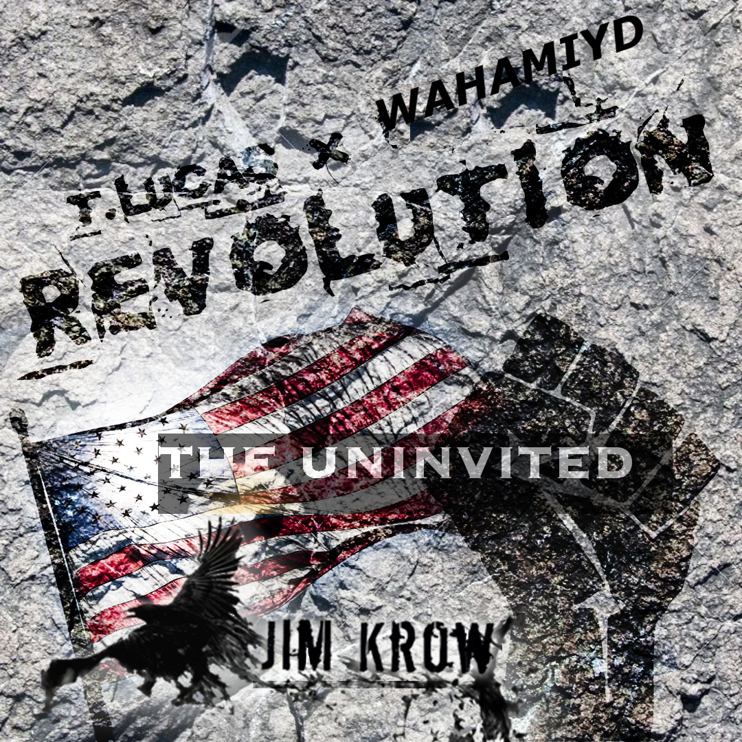 Revolution artwork