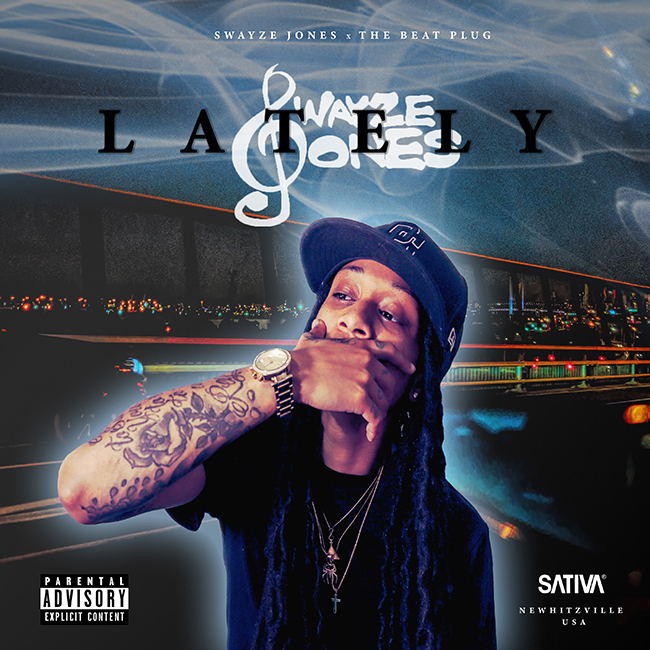 small Swayze Jones - Lately Artwork