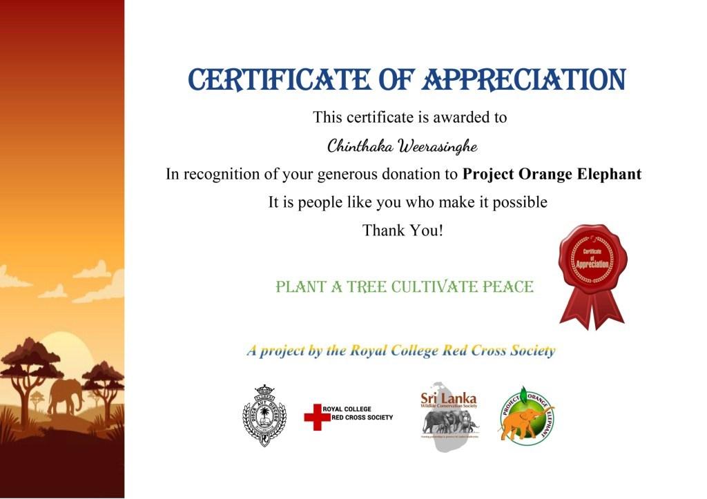 POE Appreciation e Certificate - Copy