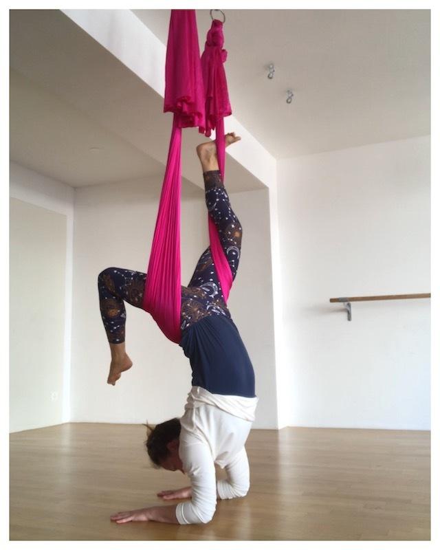 Chantal Aerial Yoga 18