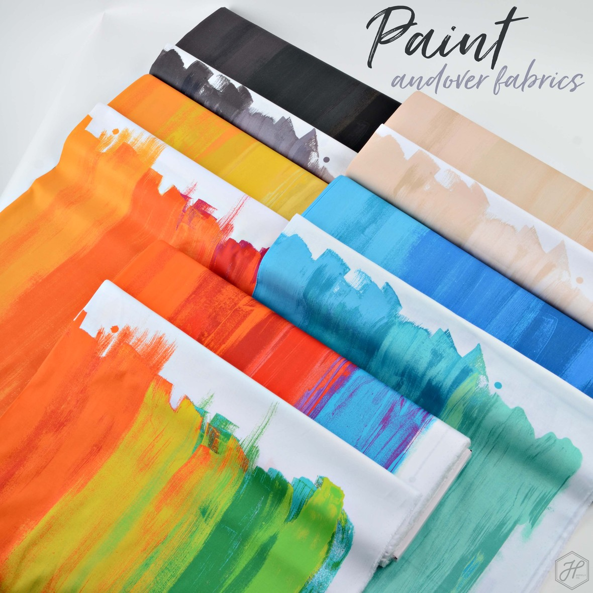 Paint Fabric Poster Andover at Hawthorne Supply CO