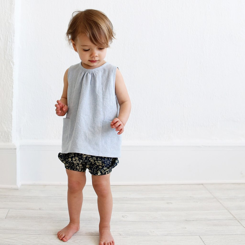 Wiksten - bloomers and pants   smock top